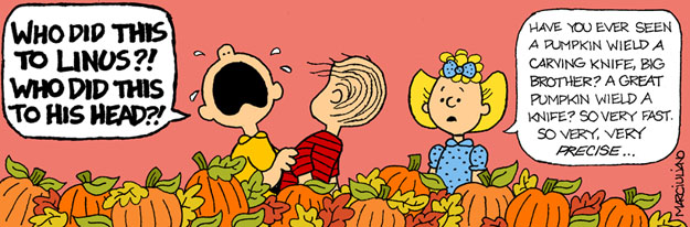 It's The Great Pumpkin Charlie Brown Quotes Brilliant It's The Great Pumpkin Charlie Brown The Reckoning  Medium Large