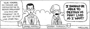 Medium Large Comic: Tuesday, July 19, 2011
