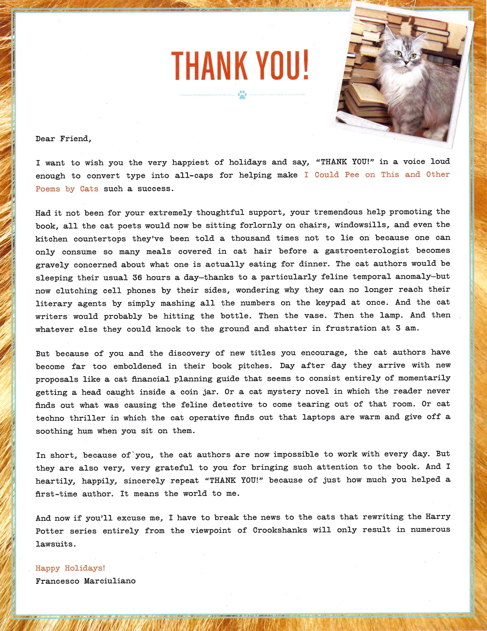 Icpot Thank You Letter  Medium Large