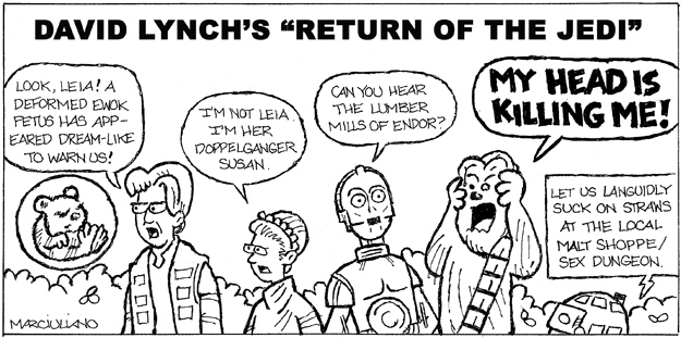 Lynch Return Jedi