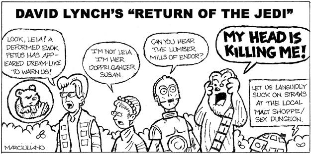 Lynch Return Jedi