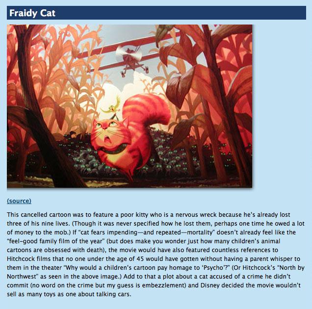 Unreleased Disney Sample