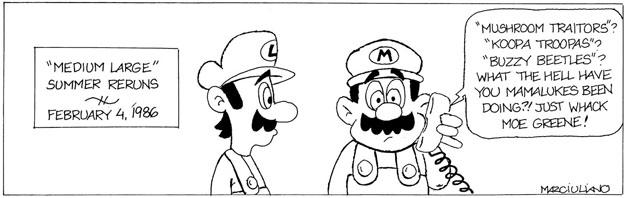 Summer Rerun Mario Bros