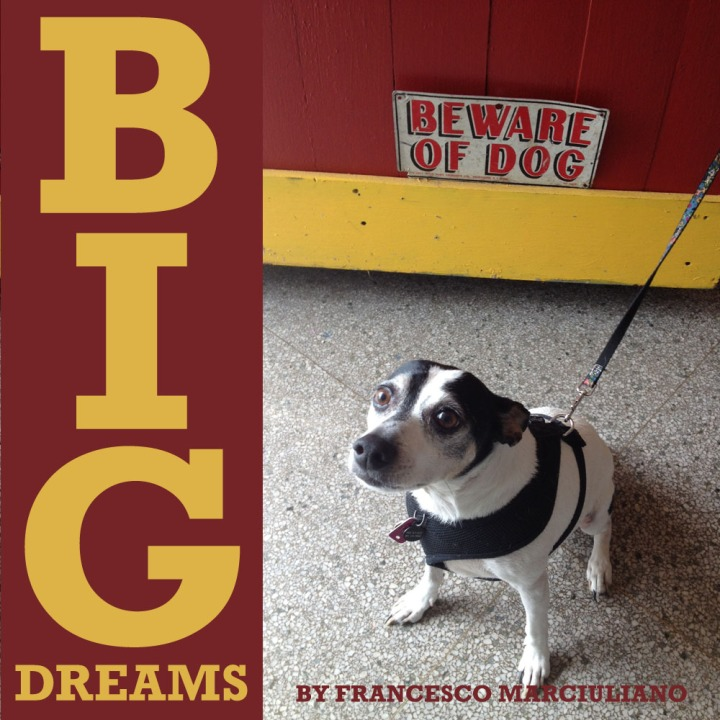 Big Dreams Coffee Book