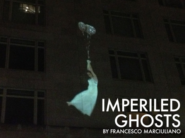 Imperiled Ghosts Book