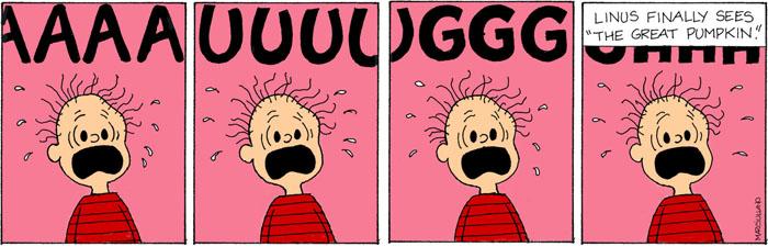 Linus Scream Color Small