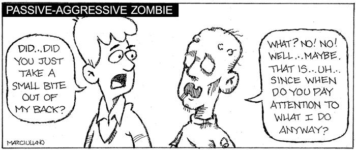 Passive Zombie Small