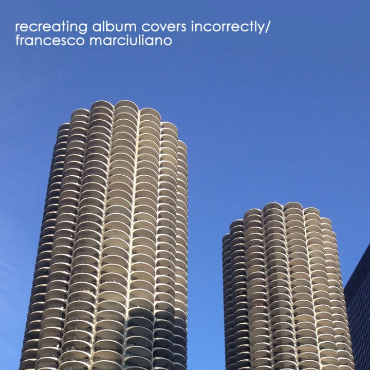 Chicago Coffee Book Album