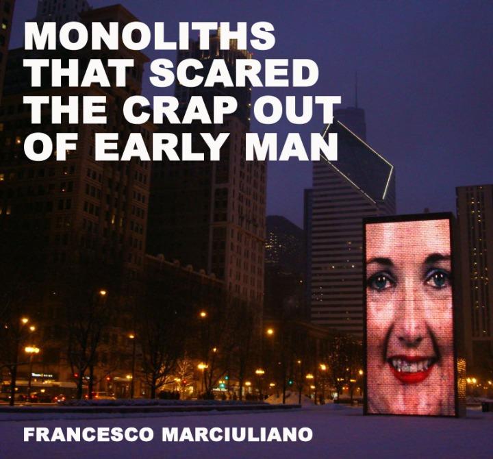 Chicago Coffee Book Monolith