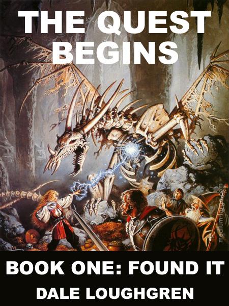 Quest Begins Book ML