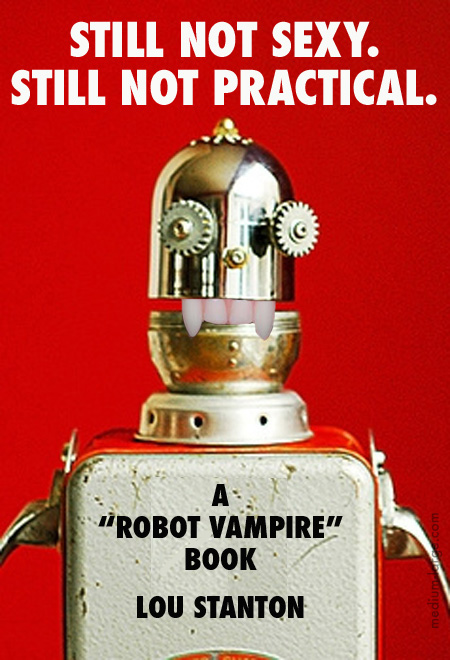 Robot Vampire Book ML