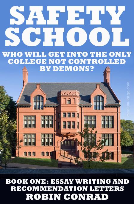 Safety School Book ML