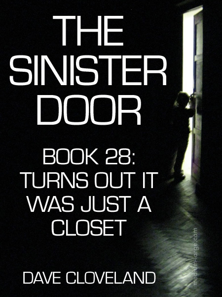 Sinister Door Book ML
