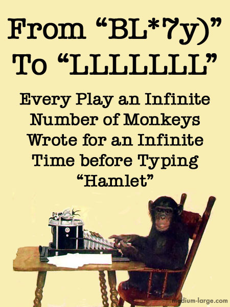 Monkey Shakespeare