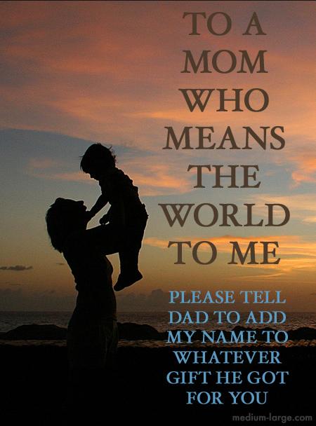 Mom Card 12