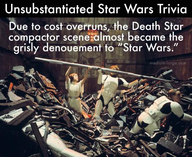 Star Wars Trivia 6