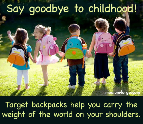 Backpack Ad