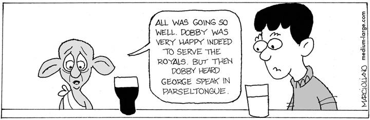 Dobby Prince George Small