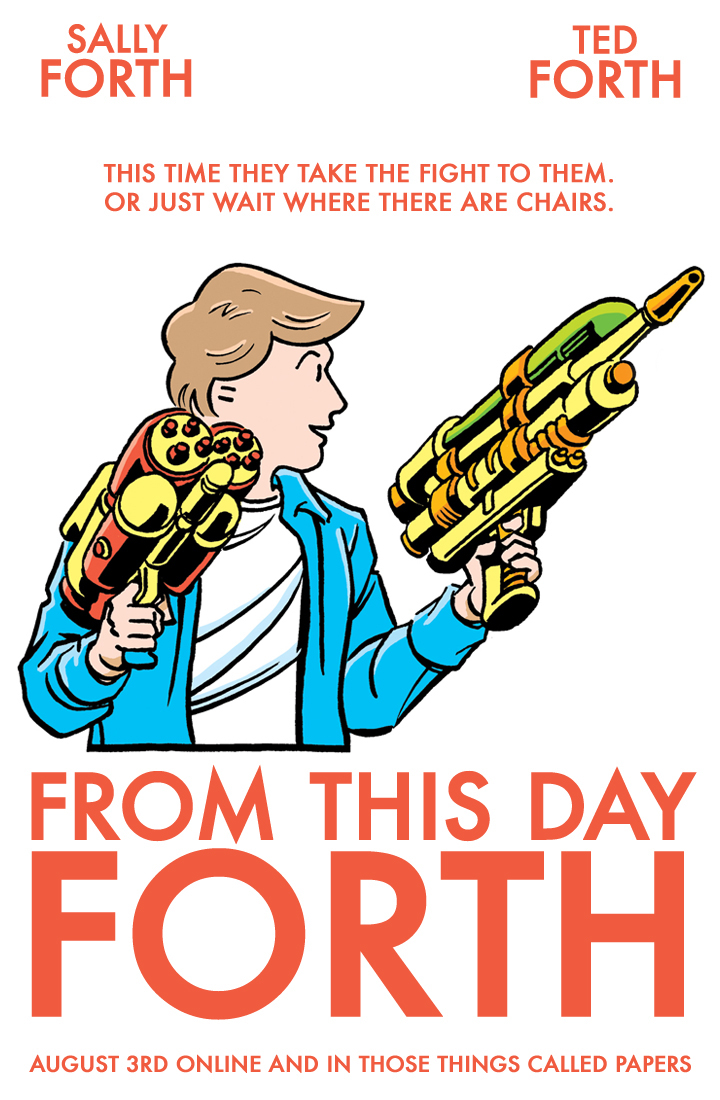 From This Day Forth Poster 2
