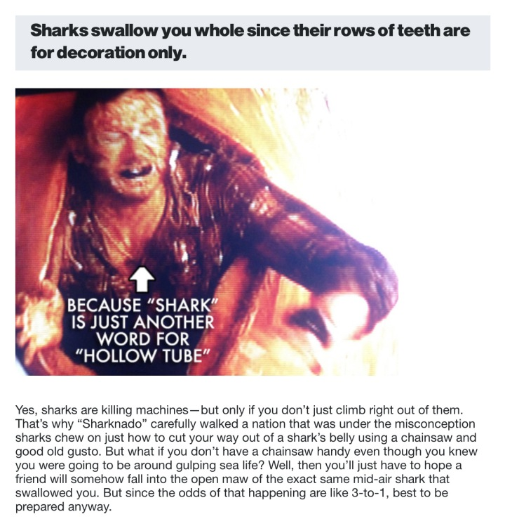 Smosh Sample Sharknado