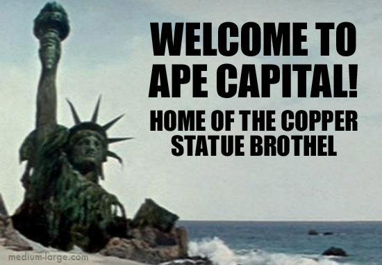 Ape Capital Future Postcard