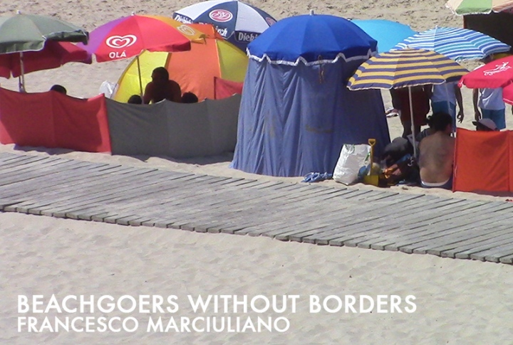 Beachgoers Without Borders Coffee Table Book