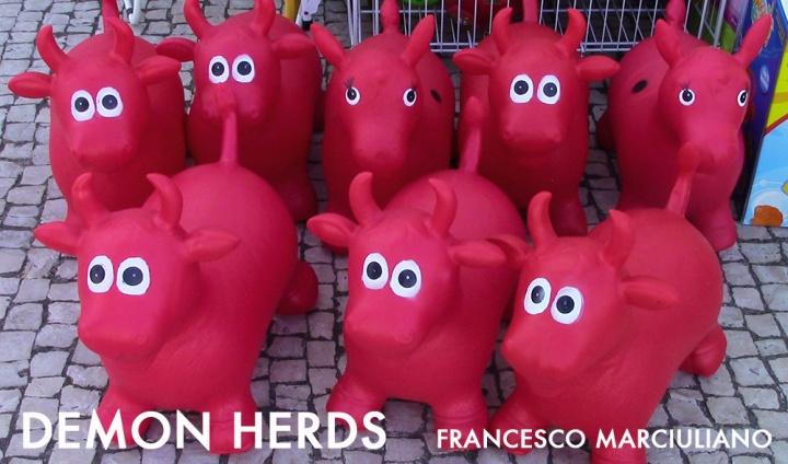 Demon Herds Coffee Table Book