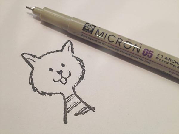 ICPOT Cat Doodle