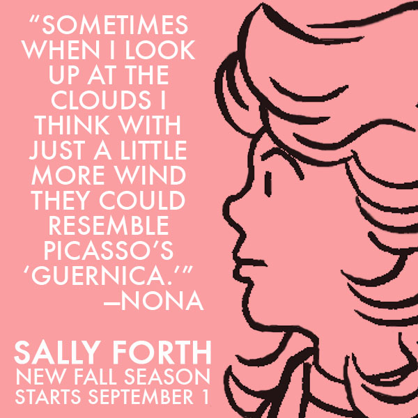 Sally Forth Nona TV Ad