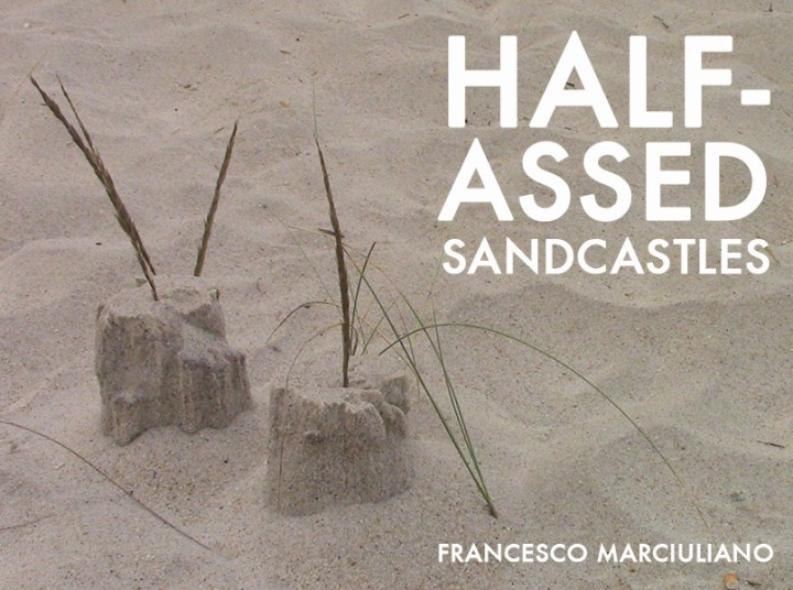 Sand Castle Coffee Table Book