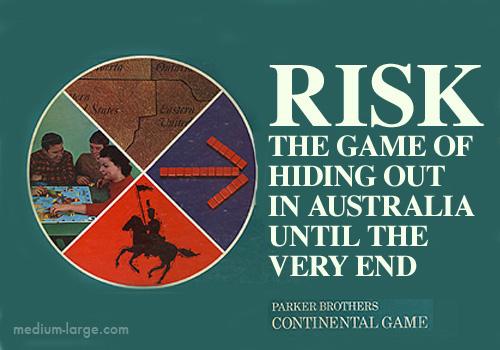 Honest Risk