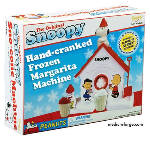 Honest Snoopy Sno Cone