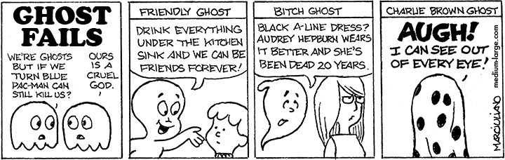 Ghost Fails Small
