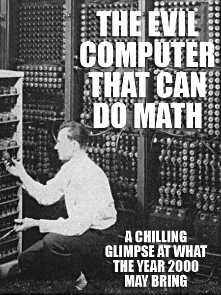 Horror Computer