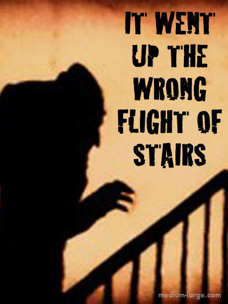 Horror Stairs