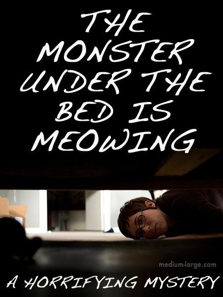 Horror Under Bed