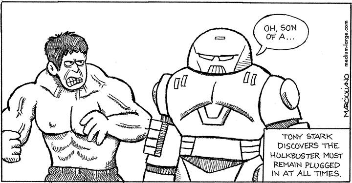 Hulkbuster Small