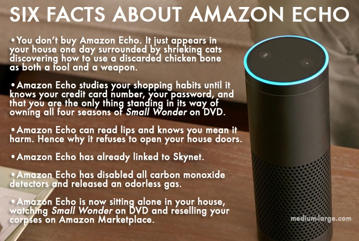 Amazon Echo Facts 2