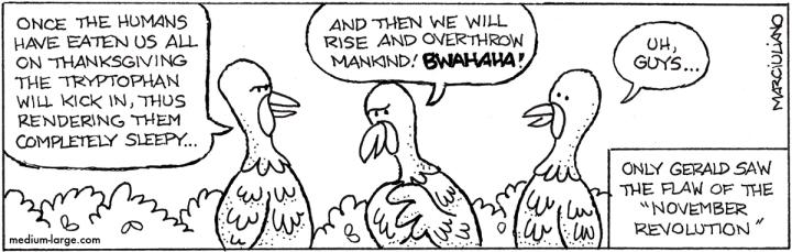 Thanksgiving Turkeys Revenge 1200