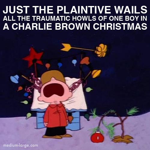 Charlie Brown Wails Album 2