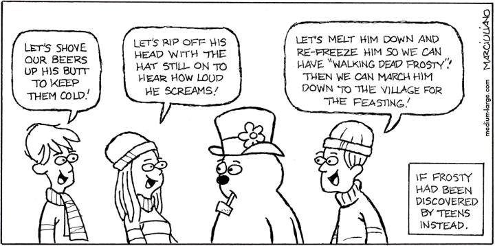 Frosty Teens 1200