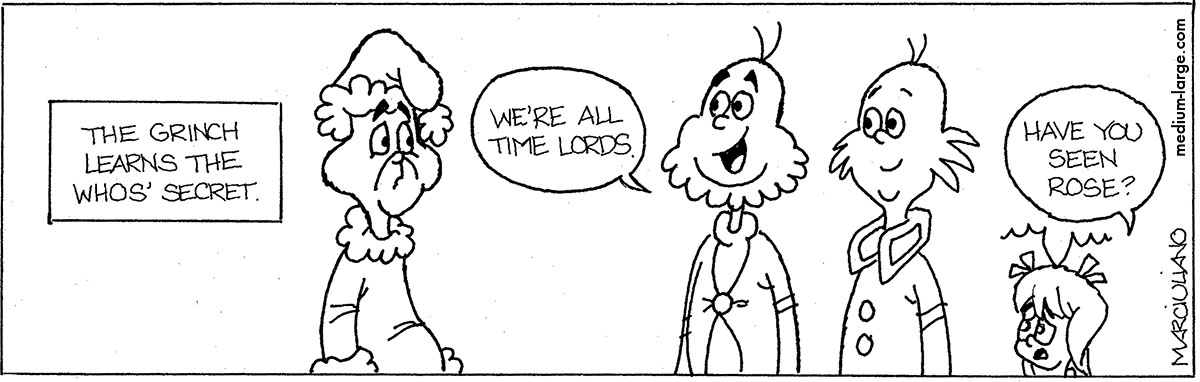 The Sally Forth and Whoville Christmas Spectacular