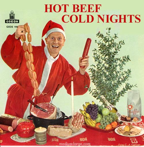 Hot Beef Christmas 2