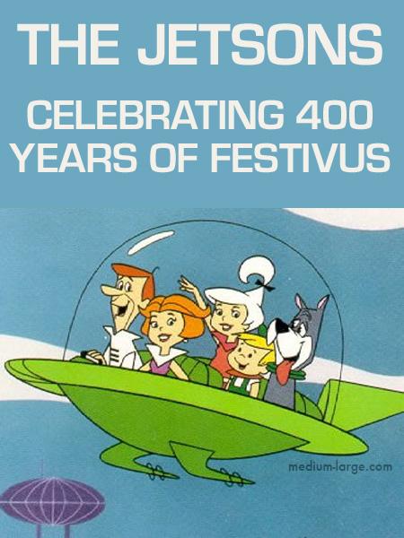 Jetson Festivus Card