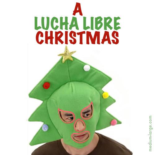Lucha Libre Christmas 2