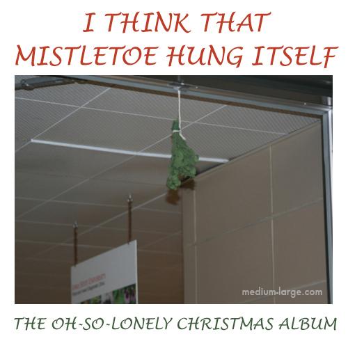 Mistletoe Christmas2