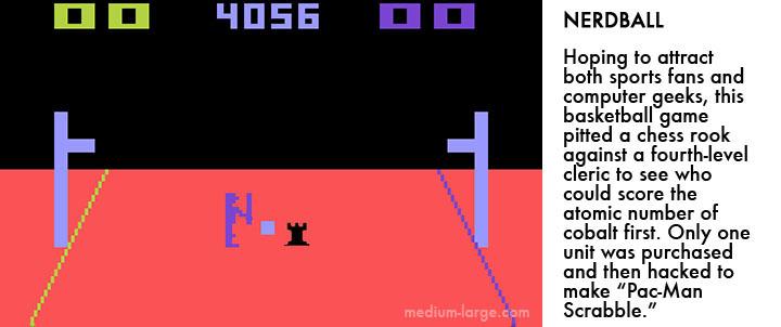 Nerdball Videogame 2