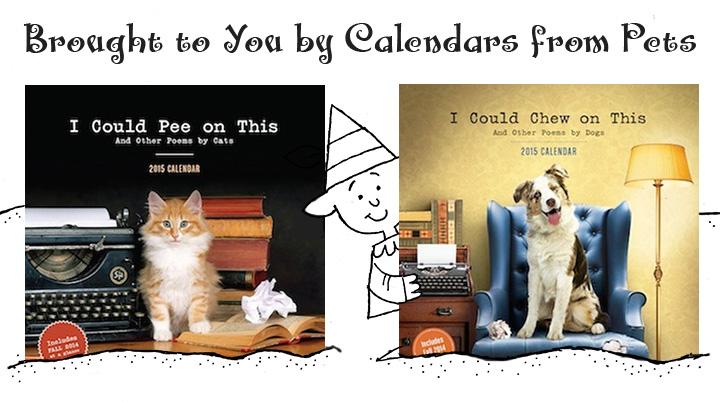 Pet Calendar Sponsorship