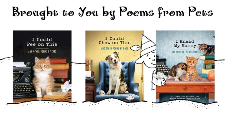 Poems from Pets Sponsorship