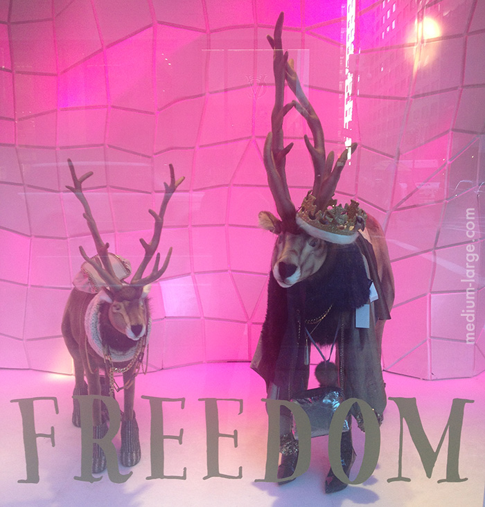 Reindeer Freedom 3